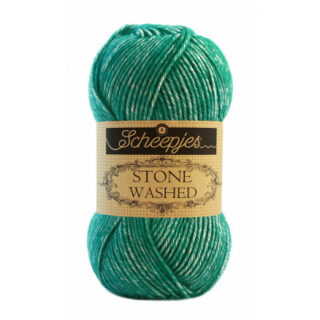 Scheepjes Stone Washed Garn Mix 825 Malachite